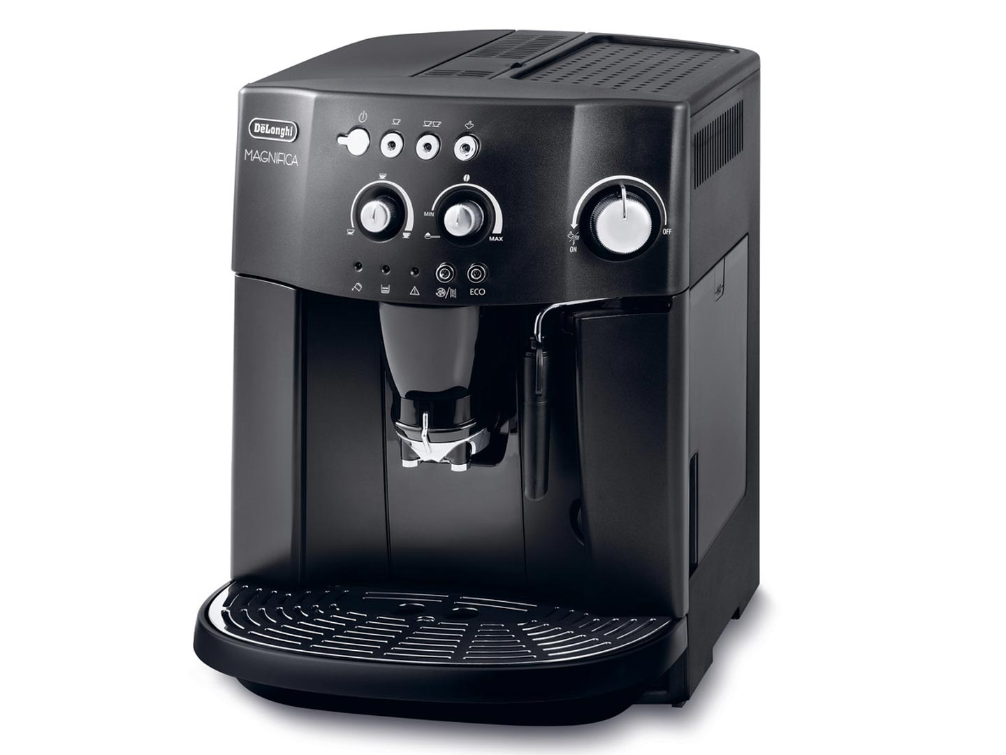 Do you have a question about the DeLonghi Magnifica S ECAM 22.110.SB