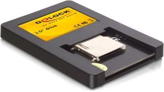"""Delock SATA 2,5"""" - SD/SDHC redukce (91673 )"""