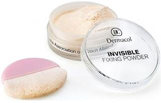 Dermacol Invisible Fixing Powder 13g - Light