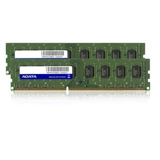 DIMM A-DATA DDR3, 8GB(2x4GB),1333MHz,CL9