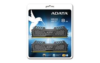 DIMM A-DATA DDR3 8GB (2x4GB) XPG v2 Series A-DATA DDR3 2400MHz CL11, wolframově šedý chladič