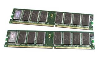DIMM DDR 2GB 400MHz ADATA (Kit 2x1GB), CL3