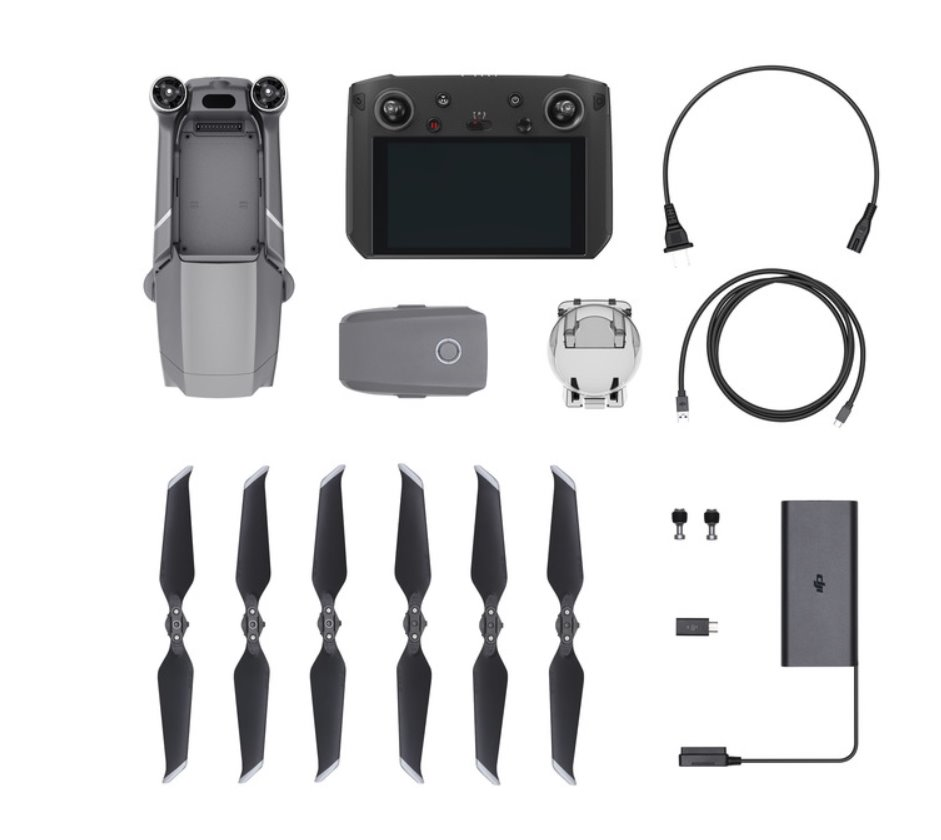 DJI MAVIC 2 ZOOM + DJI Smart Controller (DJIM0256CS)