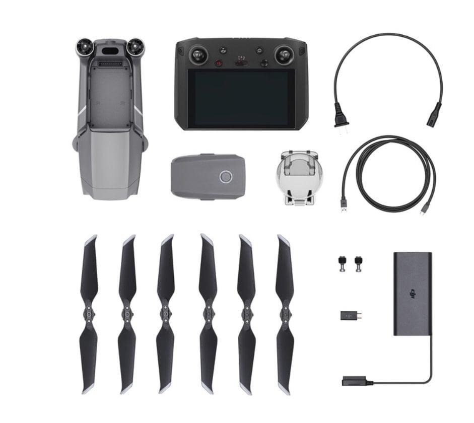 DJI MAVIC 2 ZOOM + DJI Smart Controller (DJIM0256CS)