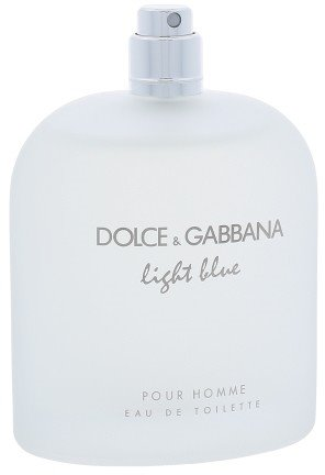 Dolce & Gabbana Light Blue Pour Homme EdT 125ml - TESTER