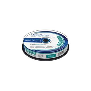 DVD+R MediaRange 8,5 GB 8x Double Layer Printable (10pack)