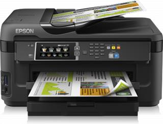 EPSON WorkForce Pro WF-7610DWF
