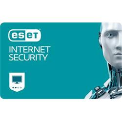 ESET Internet Security 1 lic. 1 rok (EIS001N1) elektronická