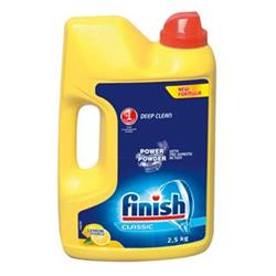Finish PowerPowder Prášek Citrón 2,5 kg