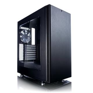Fractal Design Define C - Window