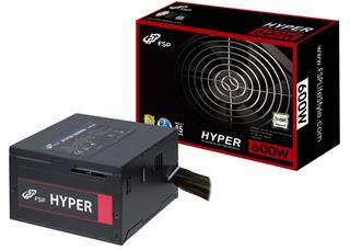 FSP Fortron HYPER S 600, 600W