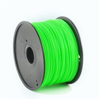 Gembird filament ABS 1.75mm 1kg, zelená