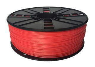 Gembird filament TPE flexible 1.75mm 1kg, červená