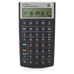 HP 10bII+ Financial Calculator-Bluestar NW239AA