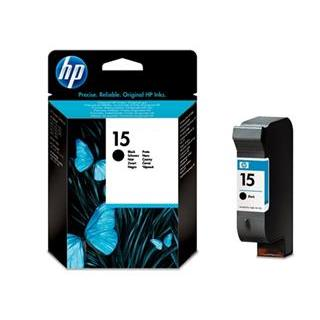 HP 15 Black 13ml C6615NE