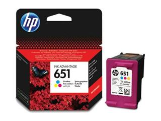 HP 651 Color (C2P11AE)