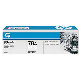 HP 78A Black DoublePack CE278AD