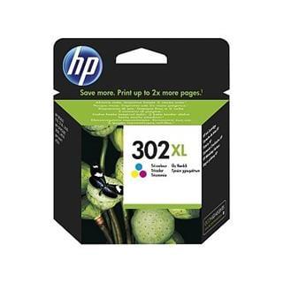 HP F6U67AE 302XL Tri-color - originální