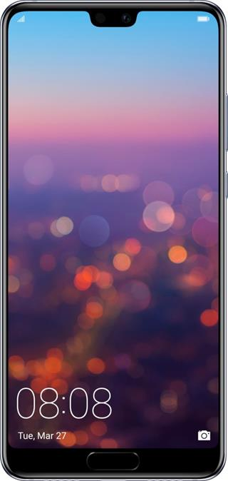 Huawei P20 Midnight Blue