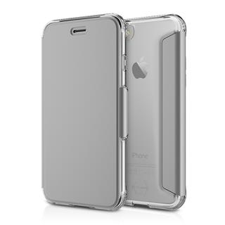 ITSKINS Zero Folio flip 1m Drop Apple iPhone 7, Silver
