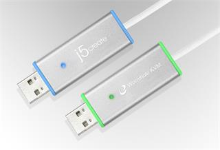 j5create JUC700 USB 3.0 Wormhole Switch DSS