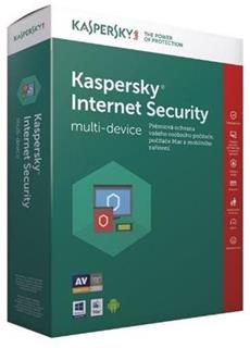 Kaspersky Internet Security multi-device 2018, 1 zařízení, 1 rok, update, box