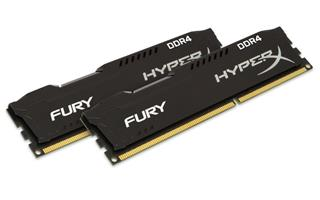Kingston HyperX Fury 8GB (Kit 2x4GB) 2133MHz DDR4 CL14, černý chladič