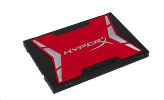 Kingston HyperX Savage SSD disk 480GB (SHSS37A/480G)