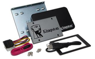 Kingston UV500 480GB (SUV500B/480G) Upgrade Bundle Kit