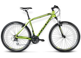 "Kross 16 HEXAGON R3 27,5"" XS fresh lime/black glossy"