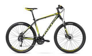 "Kross 16 HEXAGON R5 27,5"" L black/yellow/lime matt"