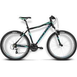 "Kross 2017 27,5"" Lea R2 XS/15"" black/graphite/turquoise glossy"