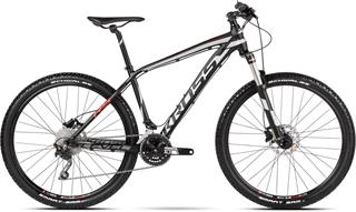 "Kross 2017 27,5"" Level R5 S/17"" black/silver/red matt"