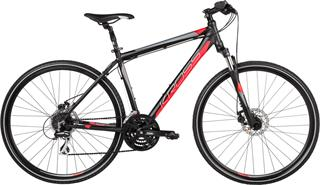 "Kross 2017 28"" Evado 3.0 L/21"" black/red matt"
