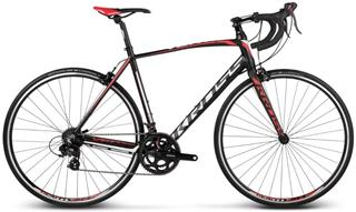"Kross 2017 28"" Vento 1.0 L/560mm black/white/red matt"