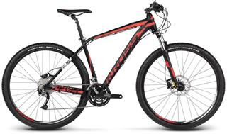 "Kross 2017 Level B3 XL/23"" black/red/white matt"
