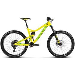 "Kross 2017 Moon 3.0 27,5"" M/17"" yellow/green matt - sample"