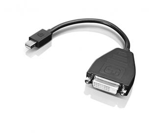 Lenovo kabel redukce Mini DisplayPort to DVI-D, 20cm
