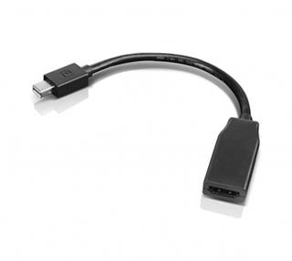Lenovo kabel redukce Mini DisplayPort to HDMI, 20cm