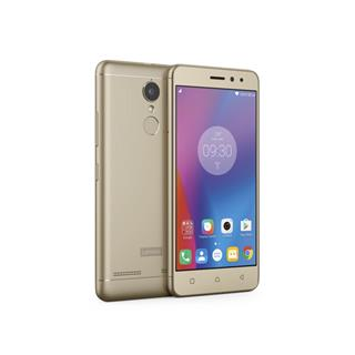 Lenovo Smartphone K6 Power Karate Gold
