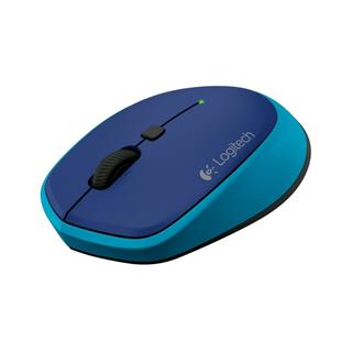 Logitech Wireless M335 modrá