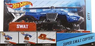 Mattel Hot Wheels - Super akce