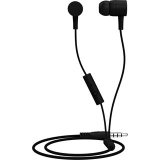 Maxell 303617 SPECTRUM EARPHONE BLACK
