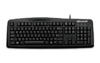 Microsoft Wired Keyboard 200 CZ
