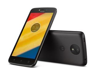 Motorola Moto C Plus Black