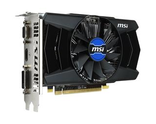 MSI AMD R7 250 2GD3 OCV1
