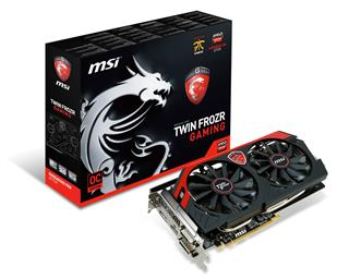 MSI AMD R9 270X GAMING 2G