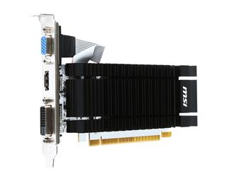 MSI GeForce GT 730K (N730K-2GD3H/LP)