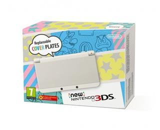 New Nintendo 3DS White (NI3H970120)