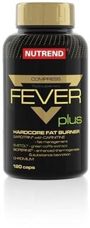 Nutrend COMPRESS FEVER, 120 kapslí